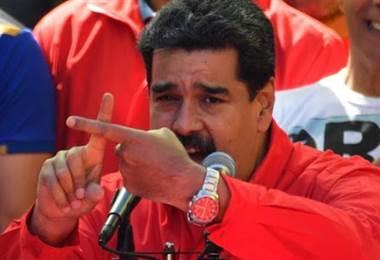 Represión de Nicolás Maduro