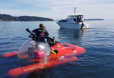 En submarinos como este se hizo la investigación