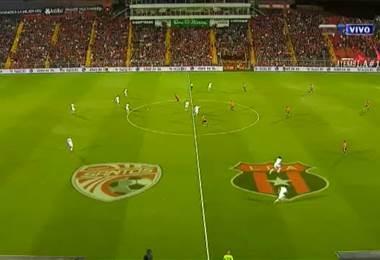 Fútbol Nacional: Alajuelense 0 - 1 Santos