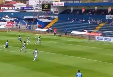 Fútbol Nacional: Cartaginés 1- 1 Grecia