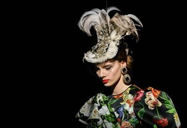 Dolce&Gabbana y Antonio Marras cierran la semana de la moda de Milán