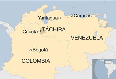 'Aquí también hace falta ayuda humanitaria': las carencias de la ciudad de Cúcuta