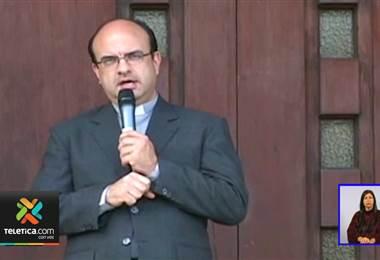 Sacerdote Mauricio Víquez Lizano, acusado de abusar sexualmente a menores se encuentra en México.