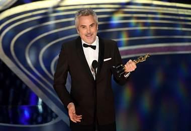 Alfonso Cuarón. AFP