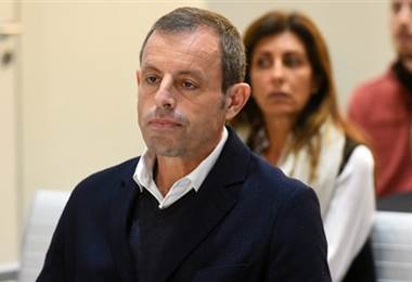 Sandro Rossel expresidente de FC Barcelona