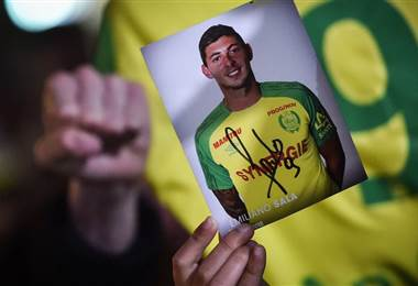 Emiliano Sala accidente de avión