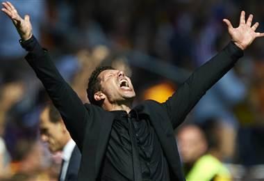 Diego Simeone UEFA