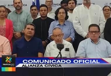 Familiares de Lucía Pineda confían que diálogo en Nicaragua puede facilitar su liberación