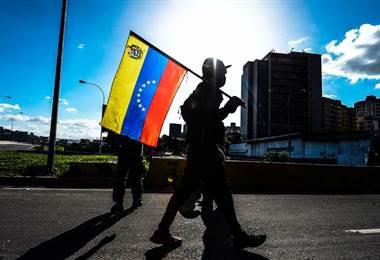 Las sanciones de estados unidos seguirán golpeando duramente al Venezuela. AFP