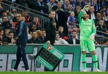 Kepa Manchester City Sarri