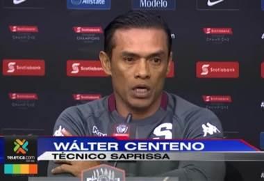 Wálter Centeno quiere un equipo sin miedo y con personalidad ante Tigres