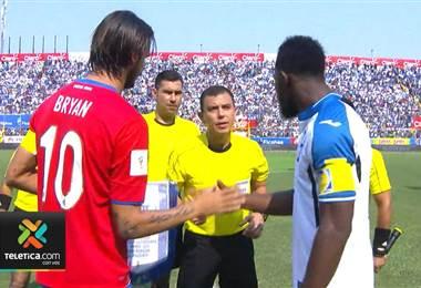 Joel Aguilar será el árbitro de esta noche en el Tigres-Saprissa