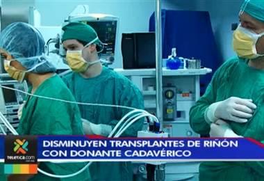 Pacientes y organizaciones se quejan de la baja en trasplantes de riñón por parte de la CCSS