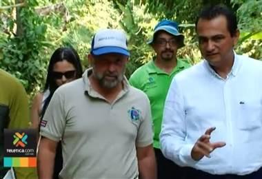 'Parque Nacional Manuel Antonio no debe verse como un parque diversiones', dijo ministro de Ambiente