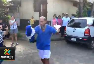Gobierno de Nicaragua le otorgo este miércoles casa por cárcel a 100 privados de libertad