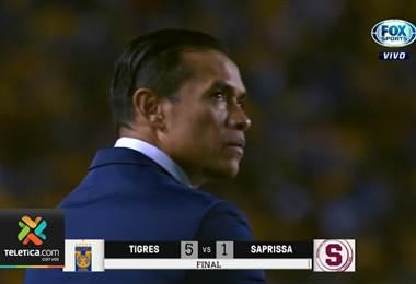 Wálter Centeno justificó su idea de juego tras caída ante Tigres