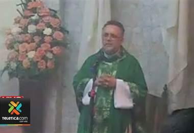 Sacerdote Manuel Guevara fue expulsado de la iglesia de Santo Domingo por supuesto abuso sexual