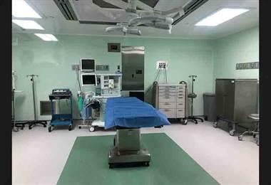 Hospital México dispone de nuevas salas de operaciones