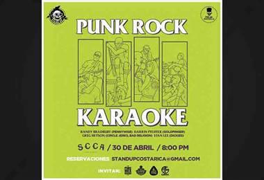 Agenda de marzo y abril se nutre de conciertos de punk