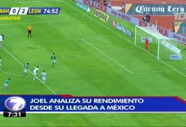 Joel Campbell analiza su rendimiento desde su llegada a México