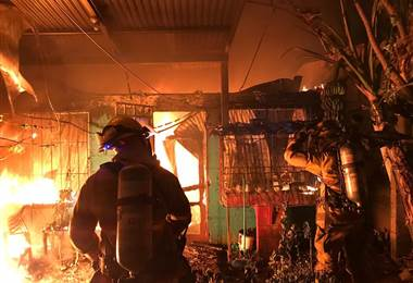 En lo que va del 2019, Bomberos atendió 405 incendios