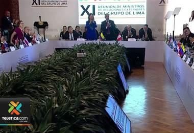 Presidente dio orden a canciller de no asistir a reunión de Lima