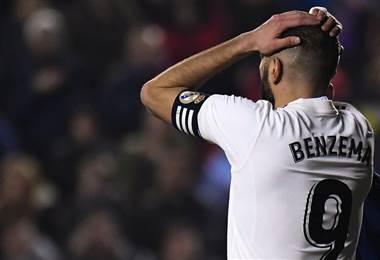 Karim Benzema, delantero del Real Madrid.|BBC Mundo