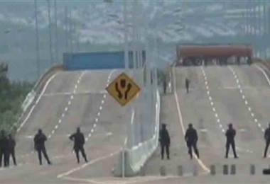 Iglesia católica venezolana pide que se abra la frontera con Colombia