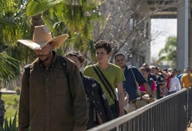 Migrantes mexicanos |AFP.