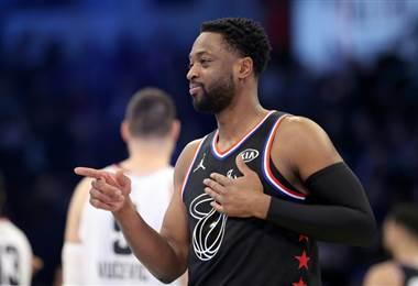 Dwyane Wade Miami Heat NBA