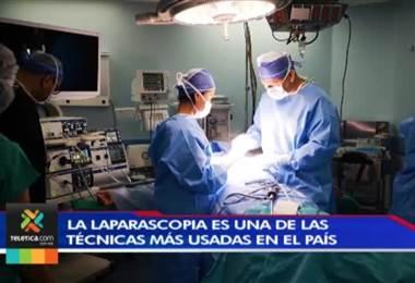 Laparoscopia es una de las técnicas quirúrgicas más utilizadas en Costa Rica