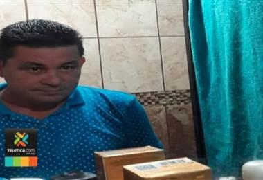 Fuego en vivienda dejó a una persona fallecida en Abangares de Guanacaste