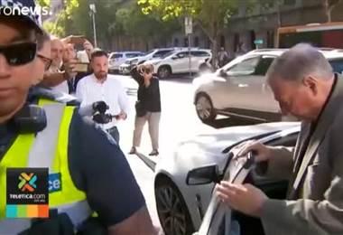 Cardenal encontrado culpable de abusos sexuales a menores fue detenido en Australia