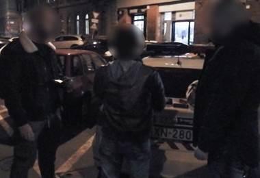 Policía de Hungría detuvo al pirata informático Rui Costa.|AFP