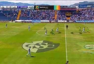 Fútbol Nacional: Cartaginés 1 - 0 Limón FC 03 Febrero 2019