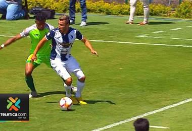 Reviva el partido Cartaginés vs Limón FC 03 Febrero 2019