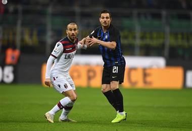 Foto tomada del Facebook del Inter de Milan