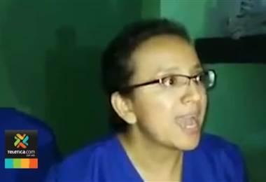 Trasladan a Lucia Pineda a cárcel de mujeres 'La Esperanza'