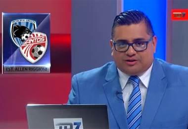 Fútbol Nacional: Grecia 5 - 0 Santos 03 Febrero 2019
