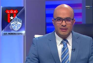 Fútbol Nacional: Liga Deportiva Alajuelense 1 - 2 Pérez Zeledón 03 Febrero 2019