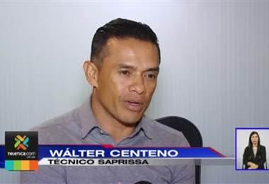 Wálter Centeno afirma que cumple un sueño al convertirse en el nuevo director técnico de Saprissa