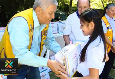 Escolares en Heredia tendrán un mejor regreso a clases gracias al apoyo a la campaña 'Somos útiles'