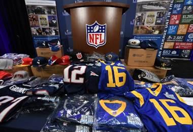 Super Bowl LIII.|AFP