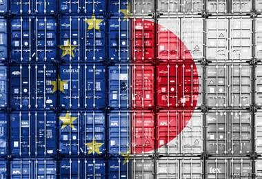 Japón y UE