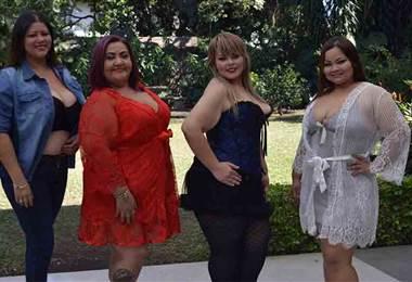 Conozca la nueva moda en ropa interior para mujeres talla plus
