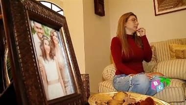 Glenda Peraza abrió las puertas de su hogar y la intimidad