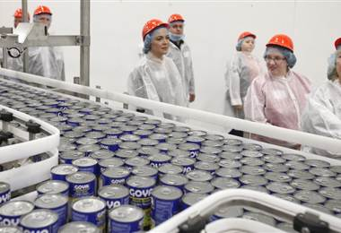 Goya emplea a cerca de 4.000 trabajadores. DW