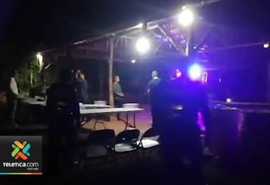 Organizadores de fiestas juveniles cambian hasta 3 veces de lugar para evitar intervención policial