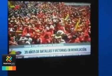 Oposición venezolana evidenció con videos poco apoyo de ciudadanos a Nicolás Maduro