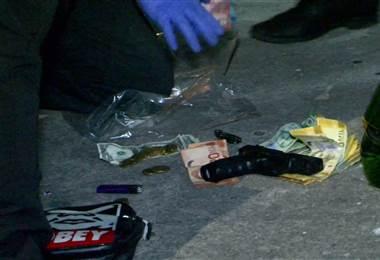 Dos agentes del OIJ frustraron un asalto a un local comercial en San Pedro de Montes de Oca